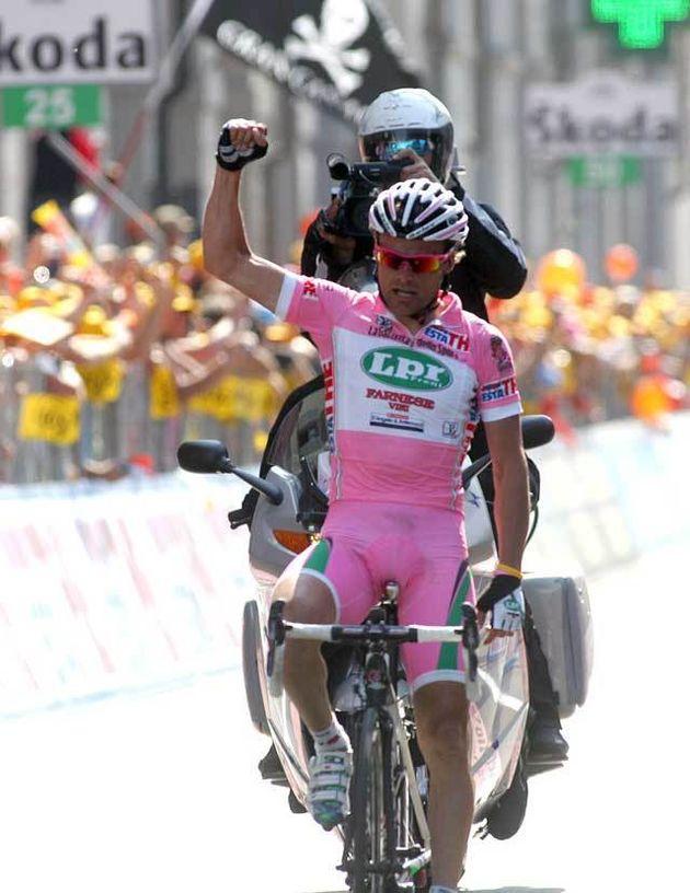 Danilo Di Luca Giro 2009 stage 10