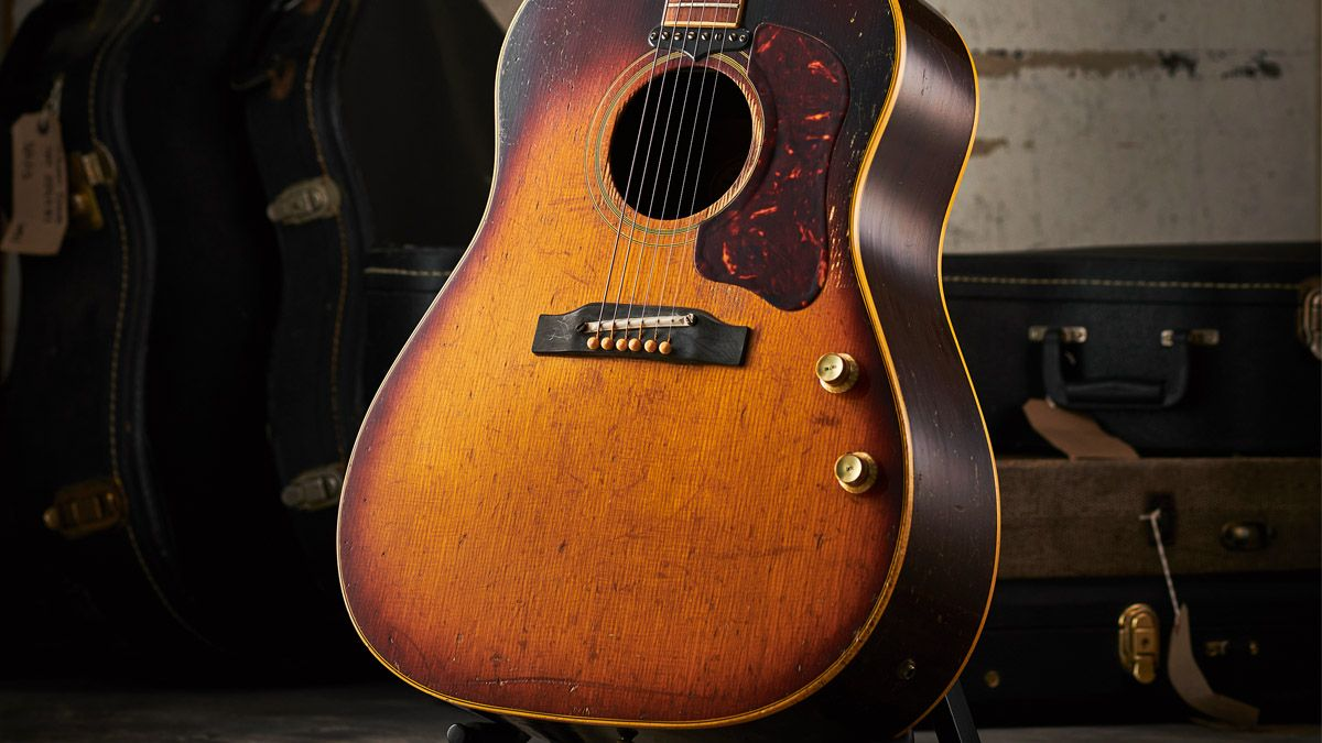 Classic gear: the history of the Gibson J-45