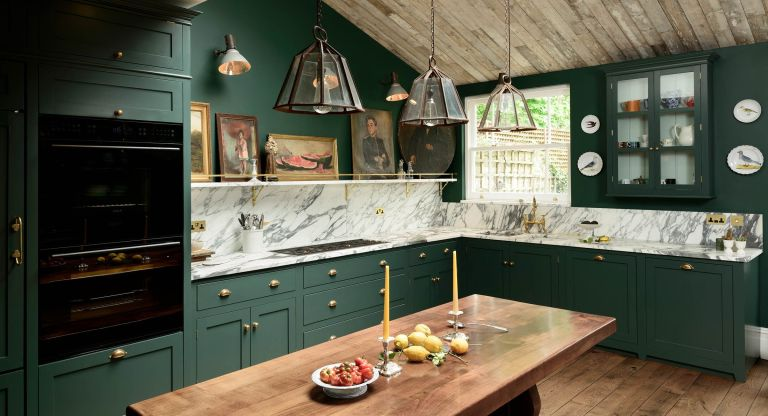 13 Colourful Kitchen Design Ideas Real Homes
