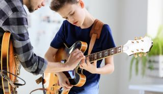 8 great guitars for kids: the best electric and acoustic guitars for children
