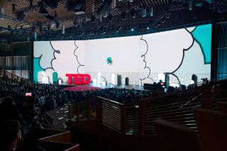 TED2019: Bigger Than Us. April 15 - 19, 2019, Vancouver, BC, Canada.