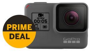 Amazon Prime Day: GoPro Hero5 Black