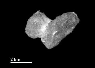Comet 67P from 1,200 Miles Away