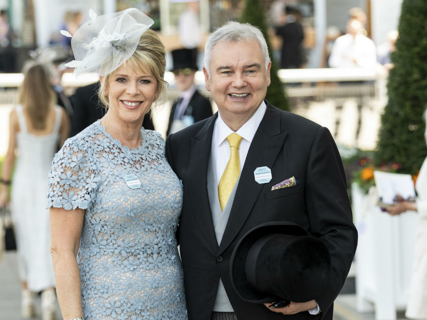 Eamonn Holmes jokes about his sex life with Ruth Langsford