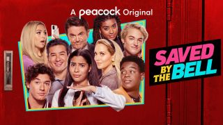 Key art for Peacock's reboot of 'Saved By the Bell'