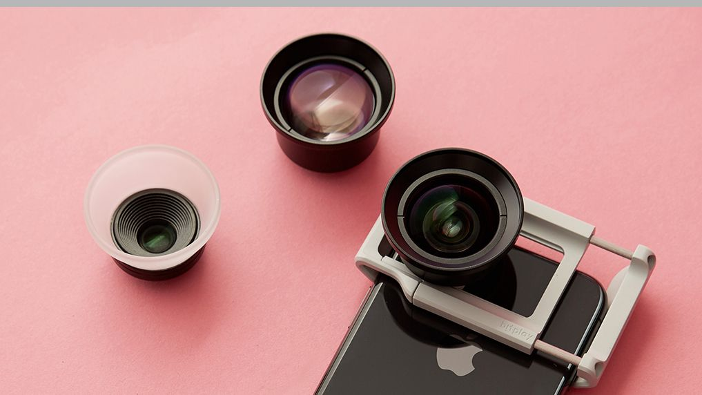 purchase cheap a1c9f c8f7d Best iPhone lenses 2019: transform your smartphone photos | TechRadar