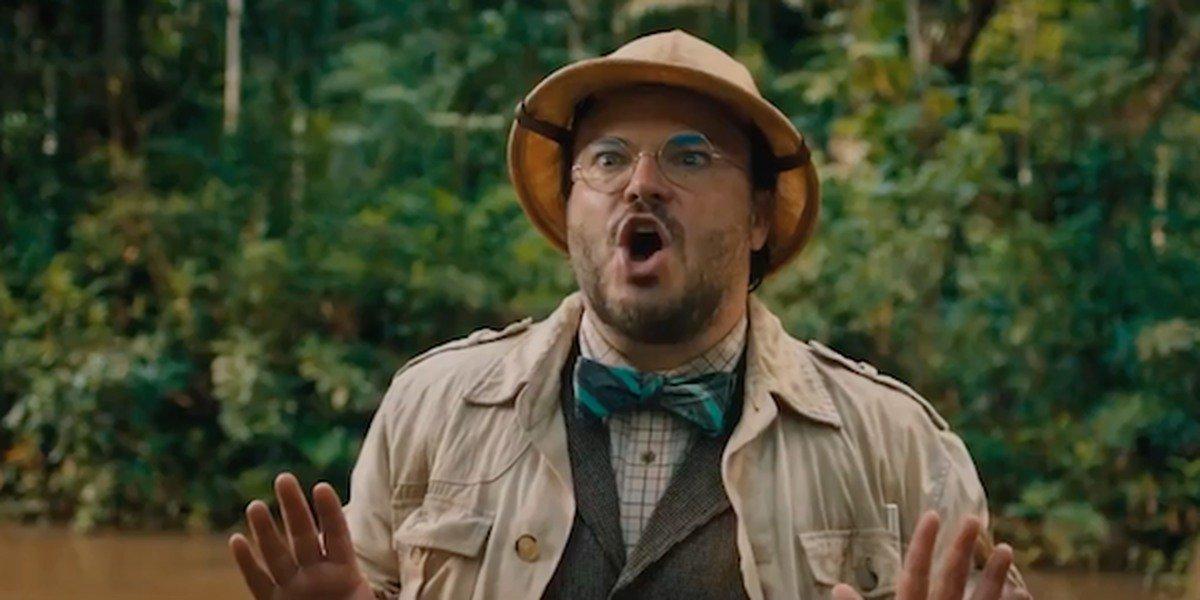 Jack Black - Jumanji: Welcome to the Jungle