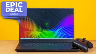 Razer Blade 15 RTX 2070 Max-Q graphics gaming laptop