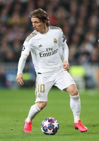 Real Madrid v Manchester City – UEFA Champions League – Round of 16 – First Leg – Santiago Bernabeu