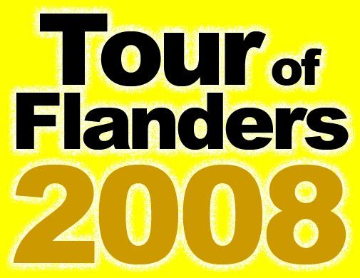 tour of flanders 2008 logo