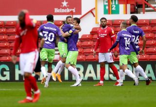 Nottingham Forest v Bristol City – Sky Bet Championship – City Ground