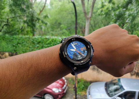 48d73d6c30b Casio Pro Trek Smart WSD-F20 review