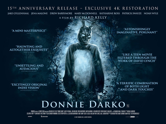 Donnie Darko quad