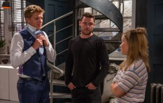 Emmerdale spoilers! Robert and Aaron make a mega mistake with Liv's GCSE results