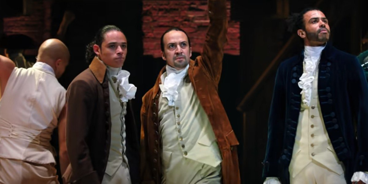 Hamilton cast (2020)