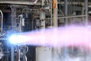 The 3D-printed thrust chamber assembly of the methane-fueled M10 rocket engine passed its first series of hot-firing tests at NASA's Marshall Space Flight Center in Huntsville, Alabama, in February 2020. The M10 engine will power the upper stage of future Vega evolutions in 2025.