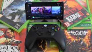 Xbox and Samsung