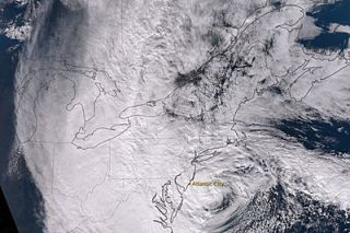 sandy, weather forecasting, weather satellites