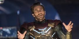 Jake Gyllenhaal Has Creepy Mysterio Reunion Ahead Of Spider-Man: No Way Home