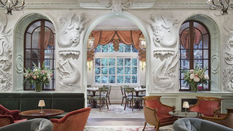 Geoffrey Preston designed room at London Craft Week
