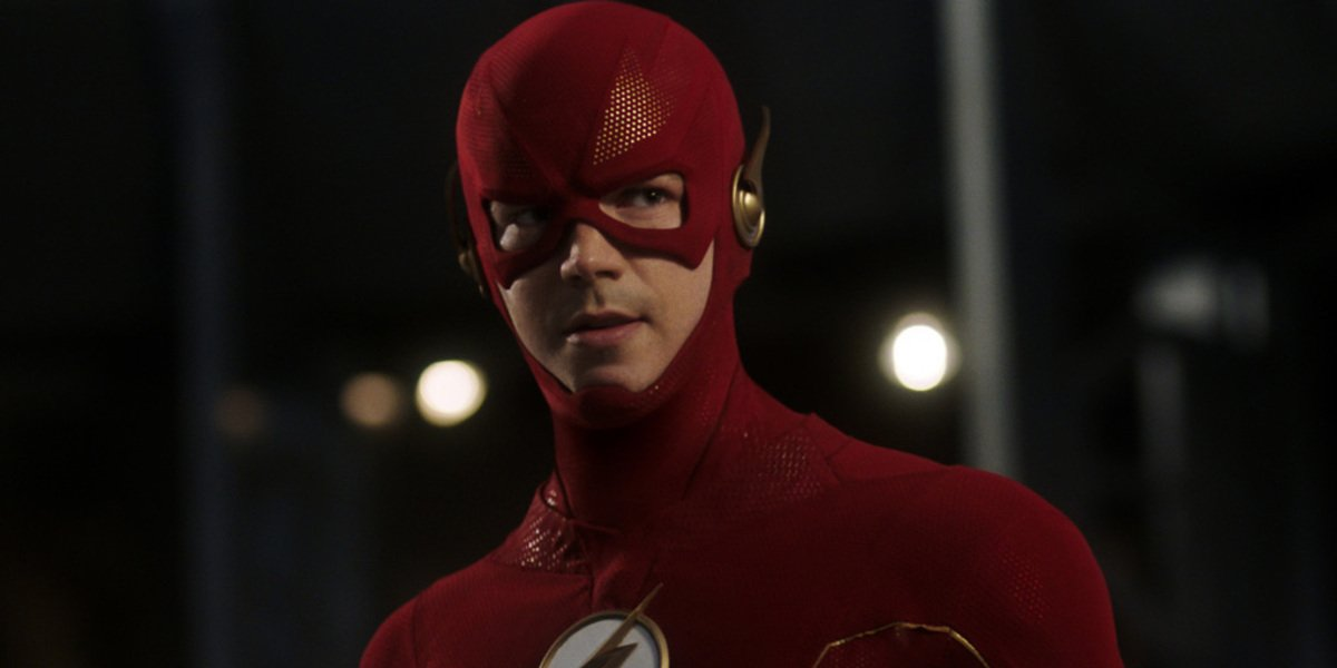 The Flash Season 7 barry allen the cw