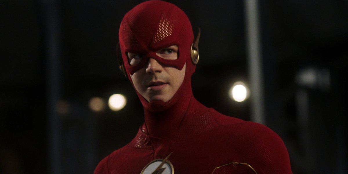 The Flash Season 7 barry allen the cw