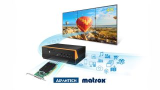 Advantech, Matrox Expand Video Wall Partnership