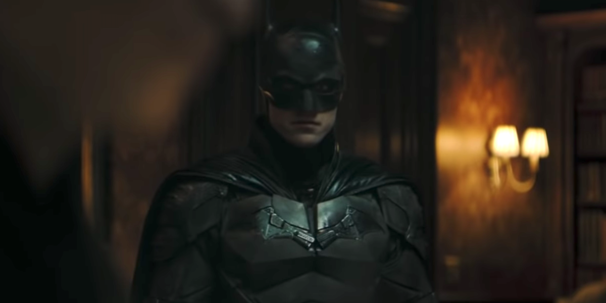 Batman in The Batman