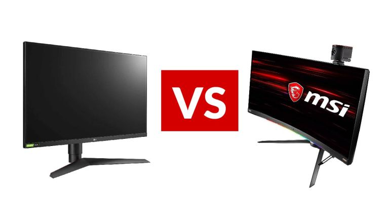 LG UltraGear 27GL850-B vs MSI Optix MPG341CQR