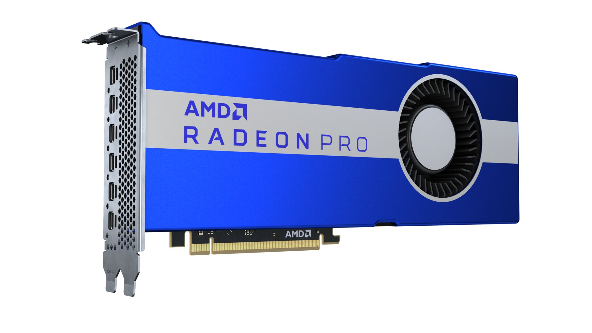 New Radeon Pro Vii Wows On Price And Double Precision Tom S Hardware