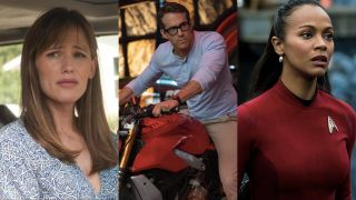 Jennifer Garner, Ryan Reynolds and Zoe Saldana