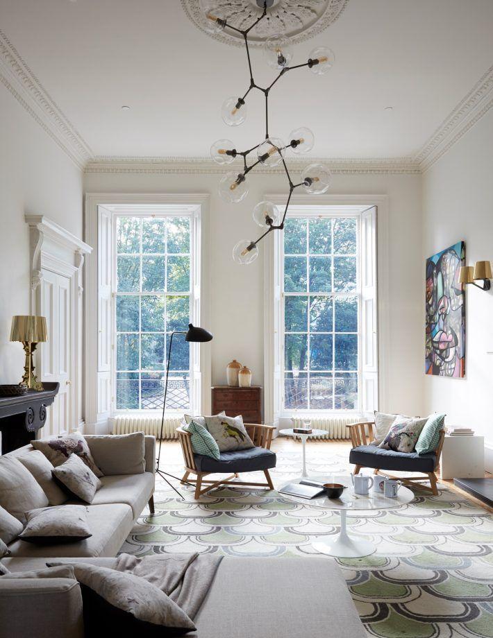 16 Chic Grand And Elegant Living Room Ideas Livingetc