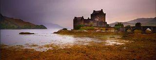 ancient life, Scotish castle