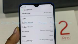 Realme 2 Pro leak points towards 8GB RAM and a premium