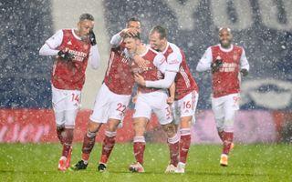 West Bromwich Albion v Arsenal – Premier League – The Hawthorns
