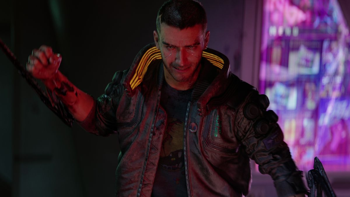 Don't spend $400 on a Cyberpunk 2077 jacket, CD Projekt Red says