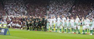 Heart of Midlothian v Celtic – William Hill Scottish Cup – Final – Hampden Park