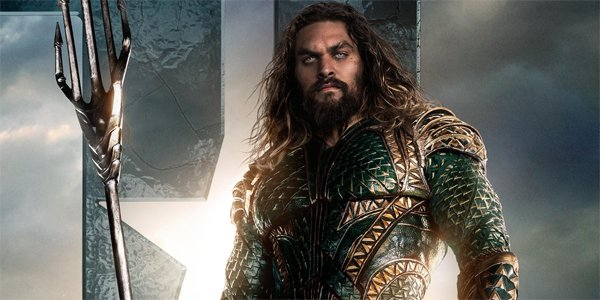 Aquaman Justice League Jason Momoa