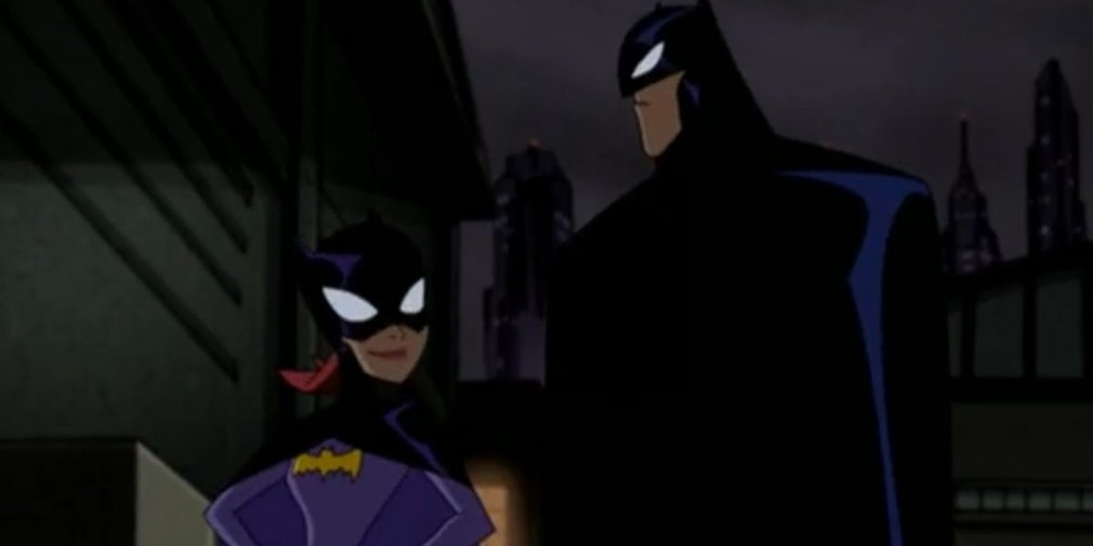 Danielle Judovits as Batgirl on The Batman
