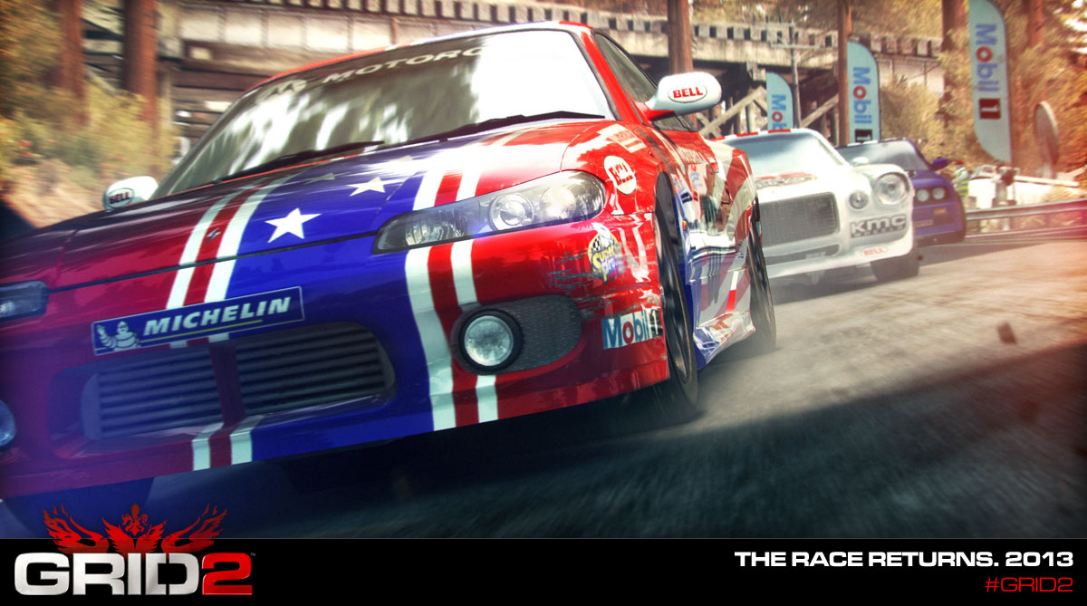 GRID 2 Screenshots, First Gameplay Details Released #23098