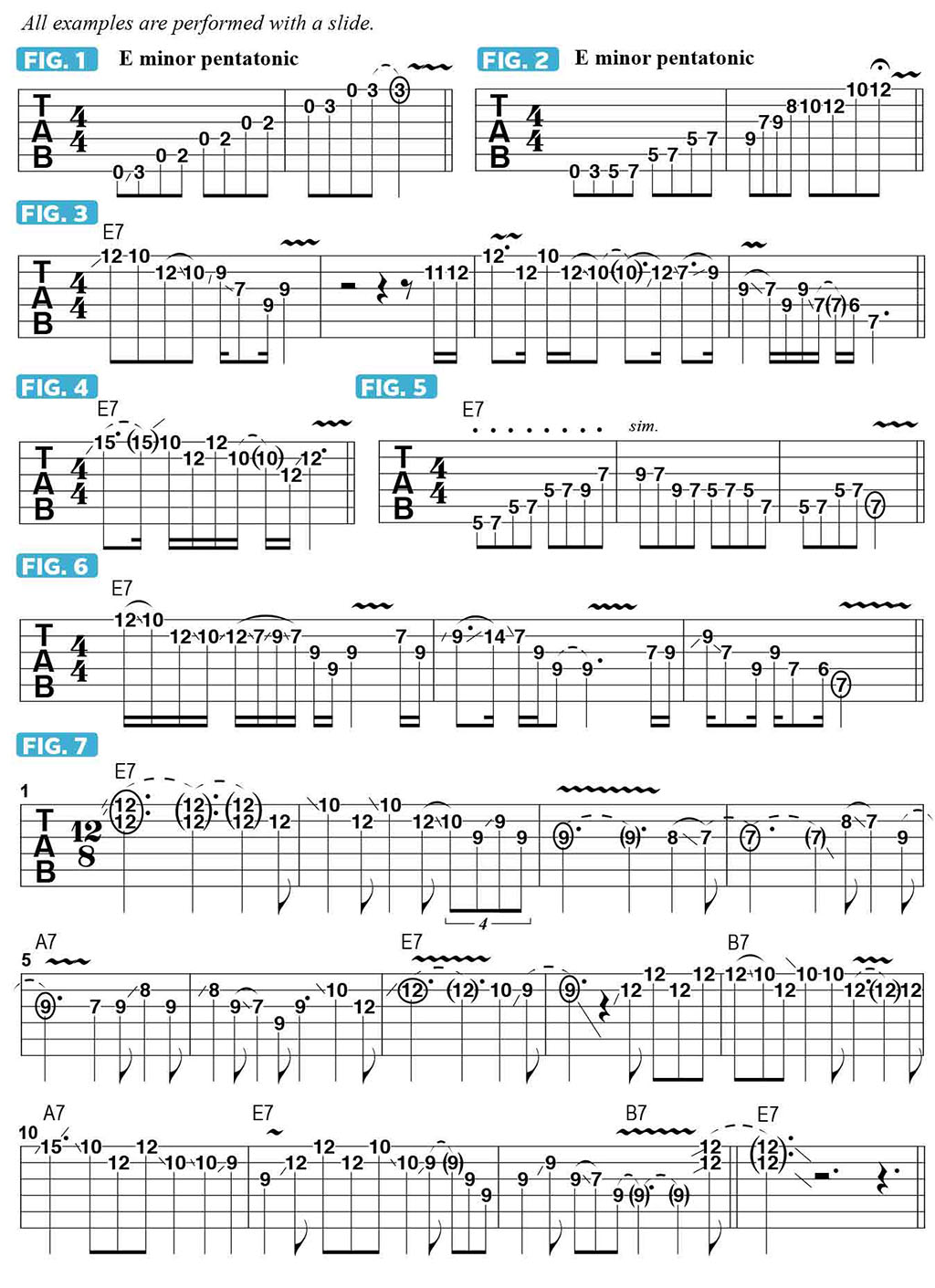 Essentials to Playing Slide Guitar in Standard Tuning