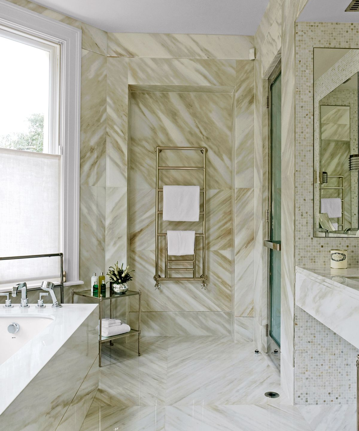 Small Bathroom Tile Ideas Elegant Tile Designs Perfect For Compact Spaces Homes Gardens