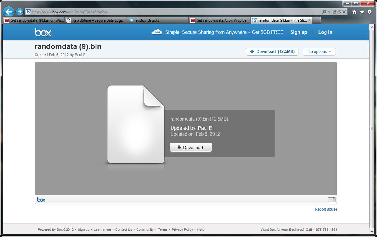 Box com - File Sharing After Megaupload: 8 Alternatives
