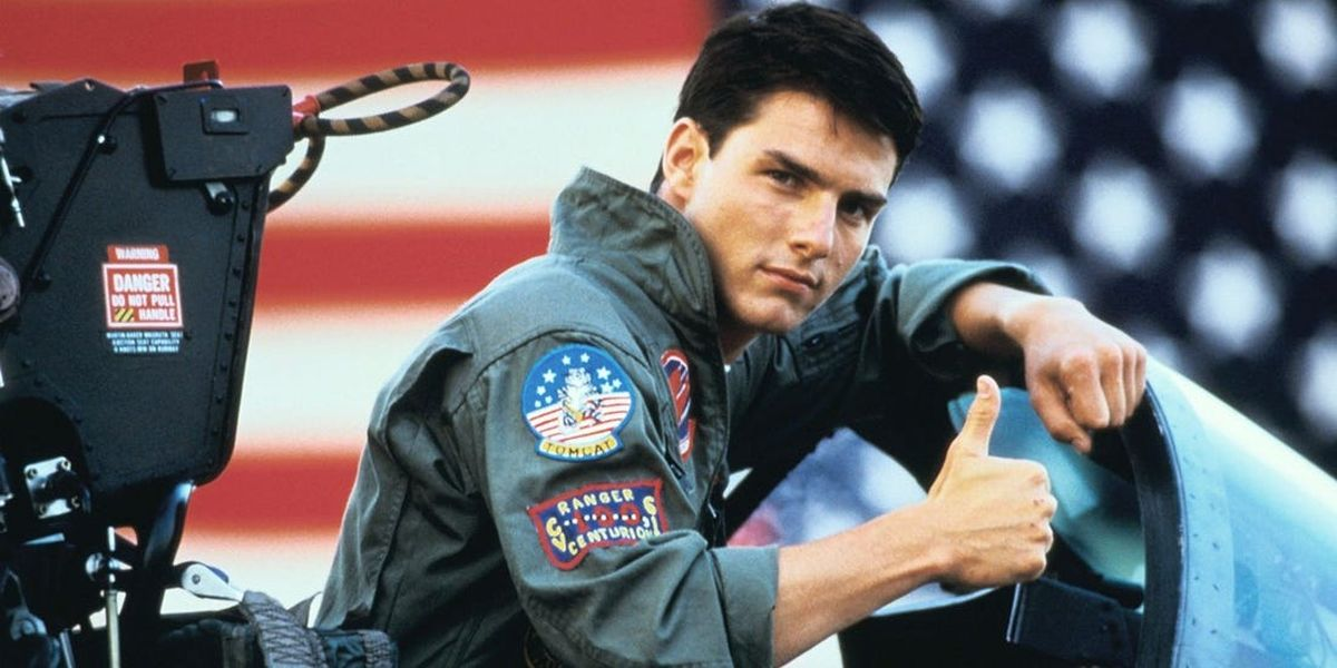 Wait, The Navy Will Actually Fine People For Quoting Tom Cruise's Top Gun?