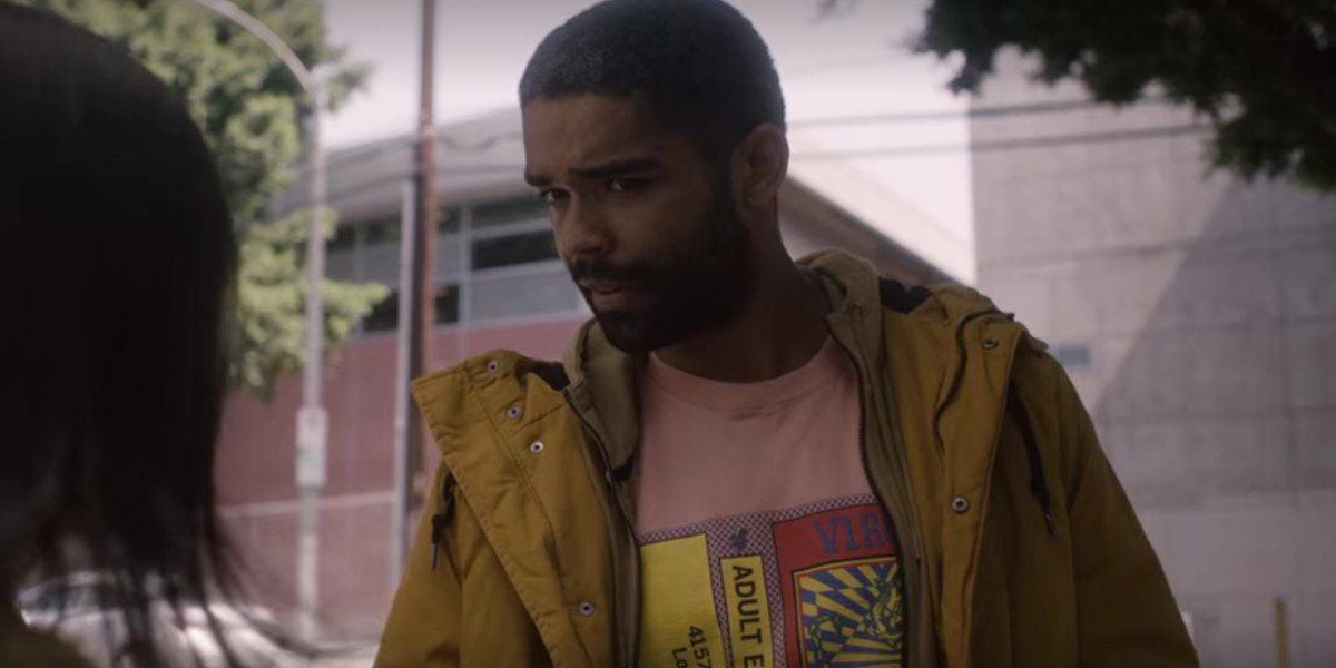 Kingsley Ben-Adir in The OA