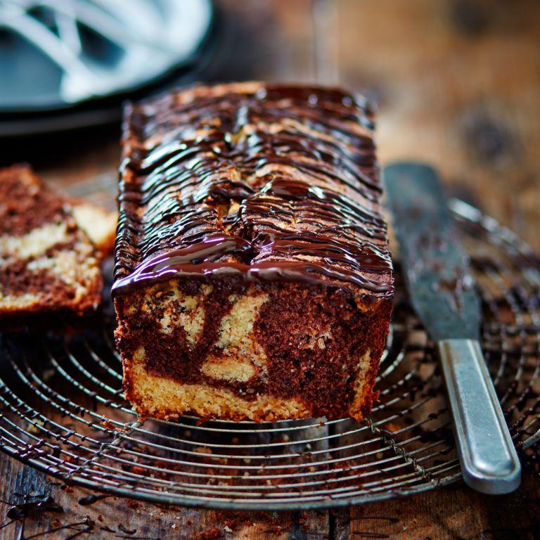 Claudia Winkleman's Mocha Marble Cake photo