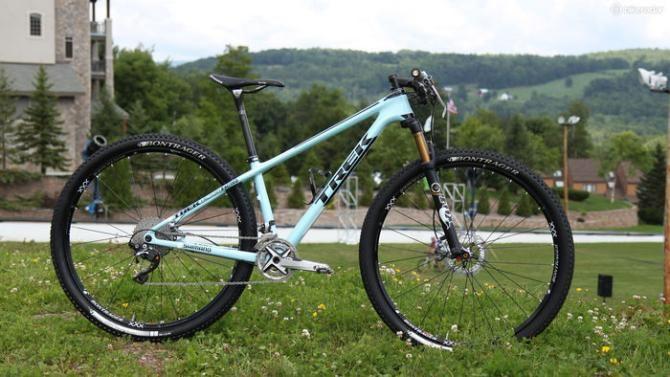 Pro Bike Emily Batty S Trek Superfly Cyclingnews
