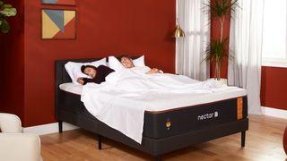 Nectar Premier Copper mattress