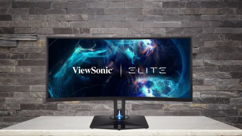 ViewSonic Elite XG350R-C