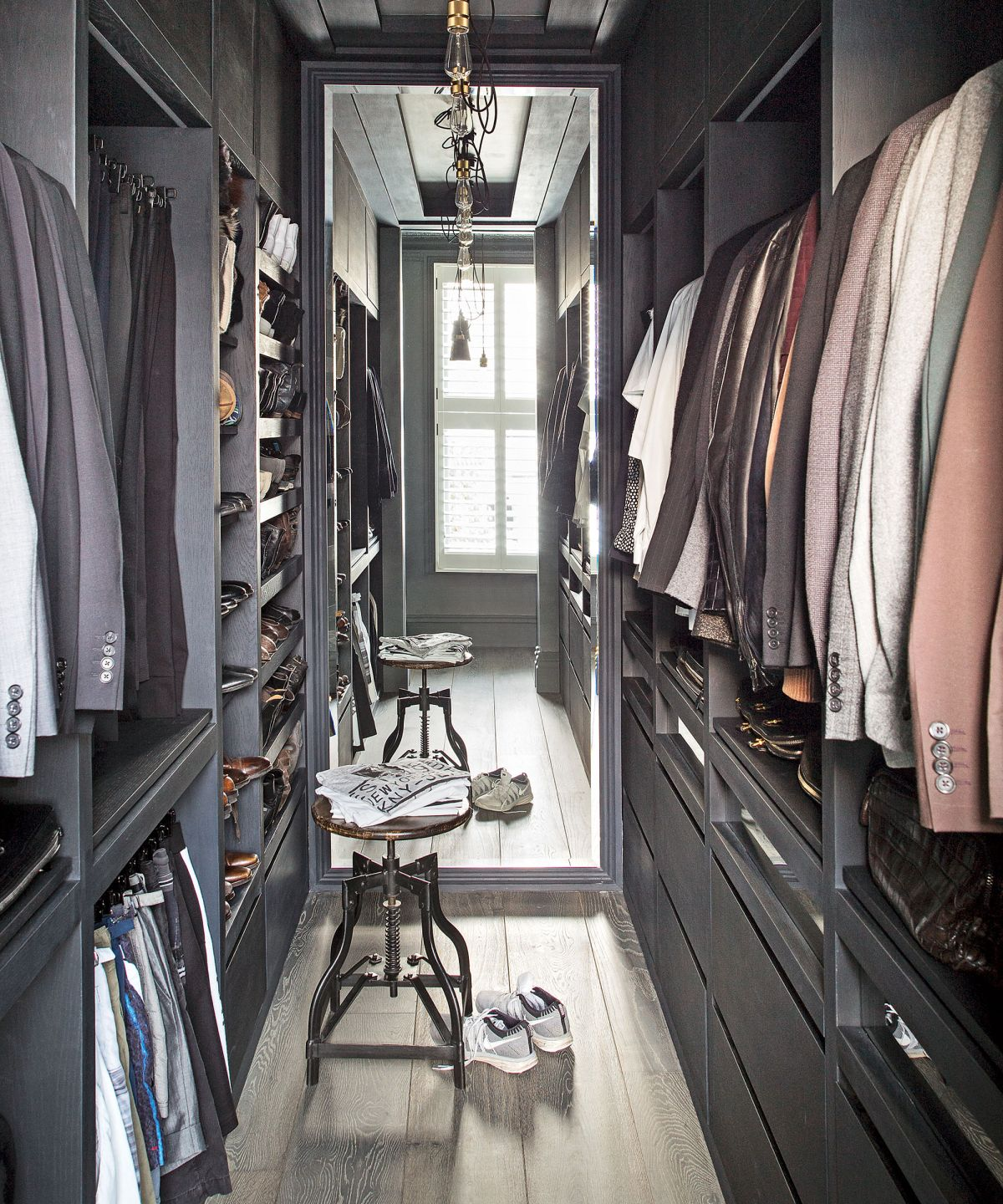 9 Things You Need To Know About Creating The Perfect Walk In Wardrobe Homes Gardens